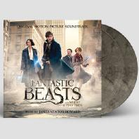 FANTASTIC BEASTS AND WHERE TO FIND THEM [LIMITED] [신비한 동물사전] [180G TRANSPARENT WITH A TOUCH OF BLACK LP]