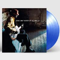 KEEP IT SIMPLE [LIMITED] [180G TRANSPARENT BLUE LP]