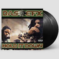 HOLD IT DOWN [LIMITED] [180G GREEN MARBLED LP]