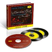 LA DAMNATION DE FAUST/ IGOR MARKETVICH [2CD+BDA] [베를리오즈: 파우스트의 천벌 - 마르케비치] [양장본 한정반]