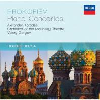PIANO CONCERTOS/ ALEXANDER TORADZE, VALERY GERGIEV [DOUBLE DECCA]