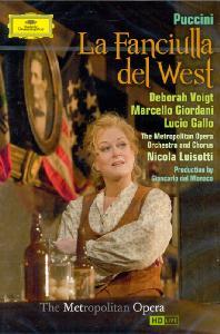 LA FANCIULLA DEL WEST/ NICOLA LUISOTTI [푸치니: 서부의 아가씨]