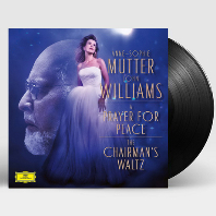 "A PRAYER FOR PEACE, THE CHAIRMAN`S WALTZ/ ANNE-SOPHIE MUTTER [존 윌리엄스: 작품집 - 무터] [7"" SINGLE LP]"