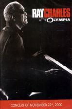 레이 찰스 앳 더 올림피아 콘서트 [RAY CHARLES/ AT THE OLYMPIA CONCERT OF 2000.11.22]
