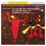 IGOR STRAVINSKY - LE SACRE DU PRINTEMPS/ EUGENE ORMANDY [SONY ORIGINALS]