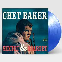 SEXTET & QUARTET [CLEAR BLUE LP]