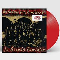 LA GRANDE FAMIGLIA [RED LP] [한정반]