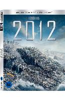 2012 [4K UHD+BD] [슬립케이스 한정판]