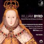 SECOND SERVICE & CONSORT ANTHEMS/ BILL IVES