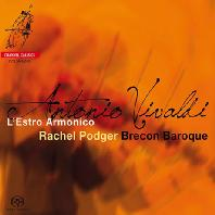 L'ESTRO ARMONICO/ RACHEL PODGER, BRECON BAROQUE [SACD HYBRID] [비발디: 조화의 영감 전곡]