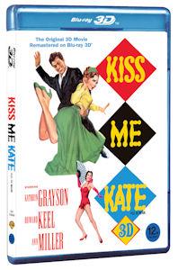 키스 미 케이트 [3D+2D] [KISS ME KATE] [15년 11월 워너/파라마운트 가격인하 프로모션]