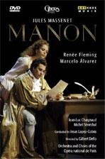 MANON/ RENE FLEMING, <!HS>MARCELO<!HE> ALVAREZ, JESUS LOPEZ-COBOS [마스네: 마농]
