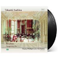 SYMPHONY NO.7/ TAKASHI ASAHINA [180G LP] [브루크너: 교향곡 7번 - 타카시 아사히나(하스판본)] [한정반]