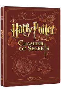 해리포터와 비밀의 방 [BD+DVD] [스틸북 한정판] [HARRY POTTER AND THE CHAMBER OF SECRETS]