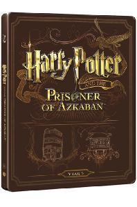 해리포터와 아즈카반의 죄수 [BD+DVD] [스틸북 한정판] [HARRY POTTER AND THE PRISONER OF AZKABAN]