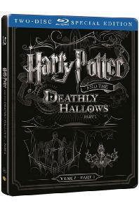 (2)해리포터와 죽음의 성물 2 [BD+DVD] [스틸북 한정판] [HARRY POTTER AND THE DEATHLY HALLOWS PART 2]