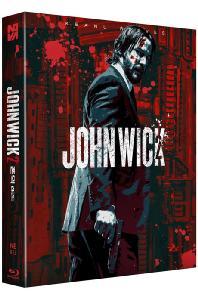 존윅 2 [풀슬립 B 스틸북 한정판] [JOHN WICK 2]