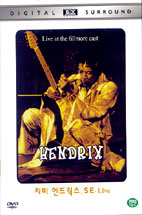 JIMI HENDRIX/ LIVE AT THE FILLMORE EAST/ LIVE/ S.E (행사용)