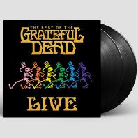 THE BEST OF THE GRATEFUL DEAD LIVE VOL.1 1969-1977 [180G LP]