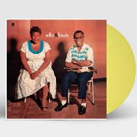 ELLA & LOUIS [WAX TIME IN COLOR] [180G YELLOW LP] [한정반]