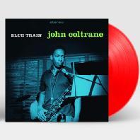 BLUE TRAIN [CLEAR RED LP] [한정반]