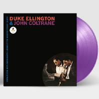 DUKE ELLINGTON & JOHN COLTRANE [WAX TIME IN COLOR] [CLEAR PURPLE LP] [한정반]