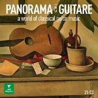 PANORAMA DE LA GUITARE: A WORLD OF CLASSICAL GUITAR MUSIC [기타 파노라마]