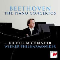 THE PIANO CONCERTOS/ RUDOLF BUCHBINDER [베토벤: 피아노 협주곡 - 루돌프 부흐빈더]