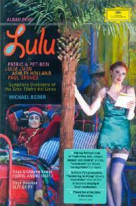 LULU/ PATRICIA PETIBON, MICHAEL BODER [베르크: 룰루]