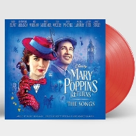 MARY POPPINS RETURNS: THE SONGS [메리 포핀스 리턴즈] [RED LP]