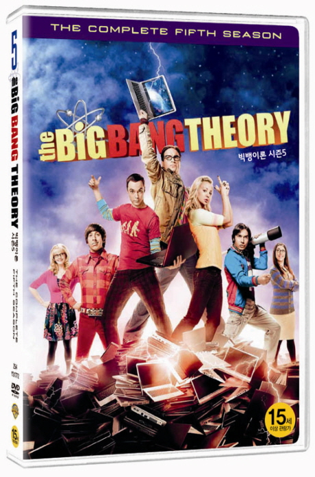    5 [THE BIG BANG THEORY SEASON 5] [13 4  TV ]
