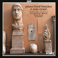 하이니헨: 오페라 '플라비오 크리스포'