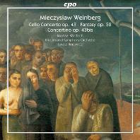 파인베르크: 첼로 협주곡 op.43, 환상곡 op.52, 콘체르티노 op.43bis