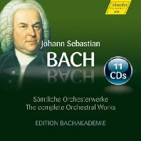 THE COMPLETE ORCHESTRAL WORKS