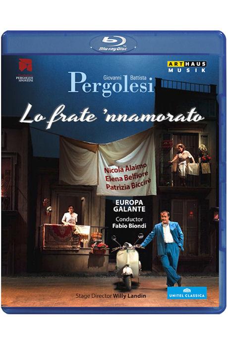LO FRATE NNAMORATO/ FABIO BIONDI [페르골레지: 사랑에 빠진 오빠]
