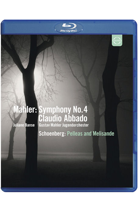 SYMPHONY NO,4 & PELLEAS AND MELISANDE/ CLAUDIO ABBADO