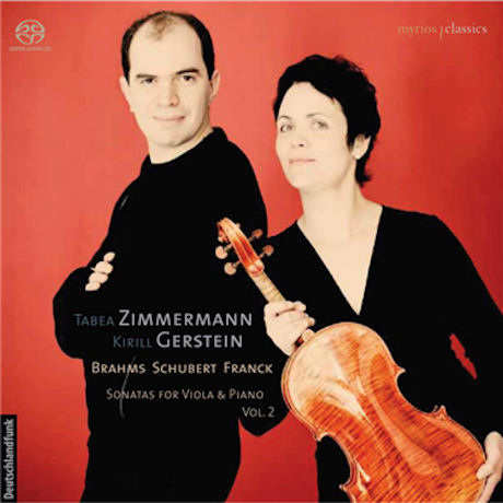 SONATAS FOR VIOLA & PIANO VOL.2/ TABEA ZIMMERMANN, KIRILL GERSTEIN [SACD HYBRID]