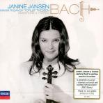 INVENTIONS & PARTITA/ JANINE JANSEN