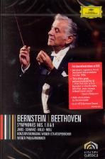 SYMPHONIES NOS.1,8 & 9/ LEONARD BERSTEIN [베토벤 교향곡 1,8 & 9/ 번스타인]