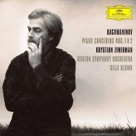 PIANO CONCERTOS NOS.1 & 2/ KRYSTIAN ZIMERMAN, SEIJI OZAWA [라흐마니노프: 피아노 협주곡 - 지메르만 & 오자와]