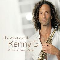 THE VERY BEST OF KENNY G: 38 GREATEST ROMANTIC SONGS [디지팩]