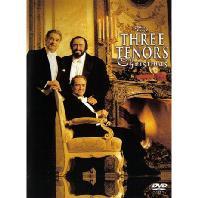 THE THREE TENORS CHRISTMAS [CD+DVD] [도밍고, 카레라스, 파바로티: 쓰리테너 크리스마스]
