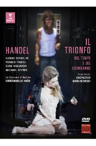 IL TRIONFO DEL TEMPO E DEL DISINGANNO/ EMMANUELLE HAIM [헨델: 시간과 진실의 승리] [디지팩]