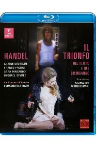 IL TRIONFO DEL TEMPO E DEL DISINGANNO/ EMMANUELLE HAIM [헨델: 시간과 진실의 승리]