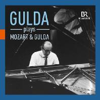 PLAYS MOZART & GULDA/ LEOPOLD HAGER [모차르트 & 굴다: 피아노와 오케스트라를 위한 론도, 즉흥곡 외]