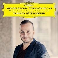 SYMPHONIES 1-5/ YANNICK NEZET-SEGUIN [멘델스존: 교향곡 1-5번 - 야닉 네제 세귄]