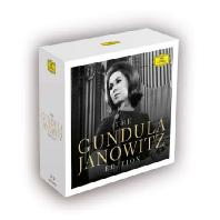 THE GUNDULA JANOWITZ EDITION [군둘라 야노비츠: 에디션 - 은과 금의 목소리] [한정반]