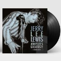 JERRY LEE LEWIS & JERRY LEE`S GREATEST! [LP]