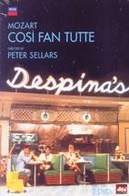 COSI FAN TUTTE/ PETER SELLARS [코지 판 투테]