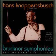 SYMPHONIES NOS. 3,4,5,7,8,9/ HANS KNAPPERTSBUSCH
